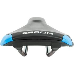 Ergon SME3 Comp - Sillín - azul/negro